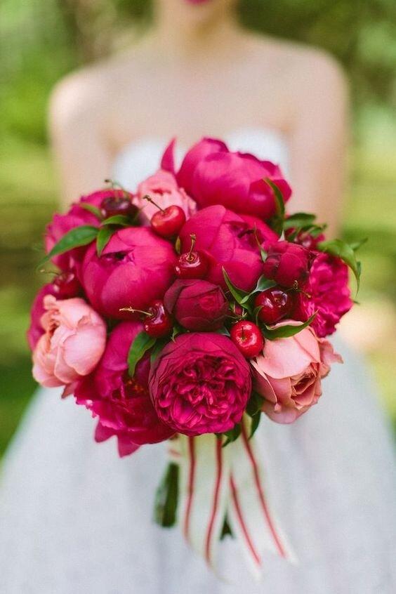 Букет невесты №28