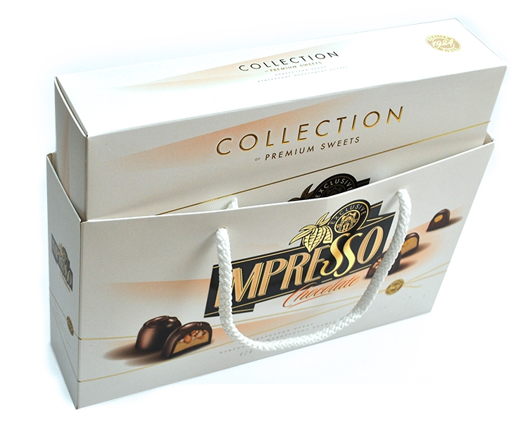 Набор шоколадных конфет Impresso Chocolate Collection of Premium Sweets