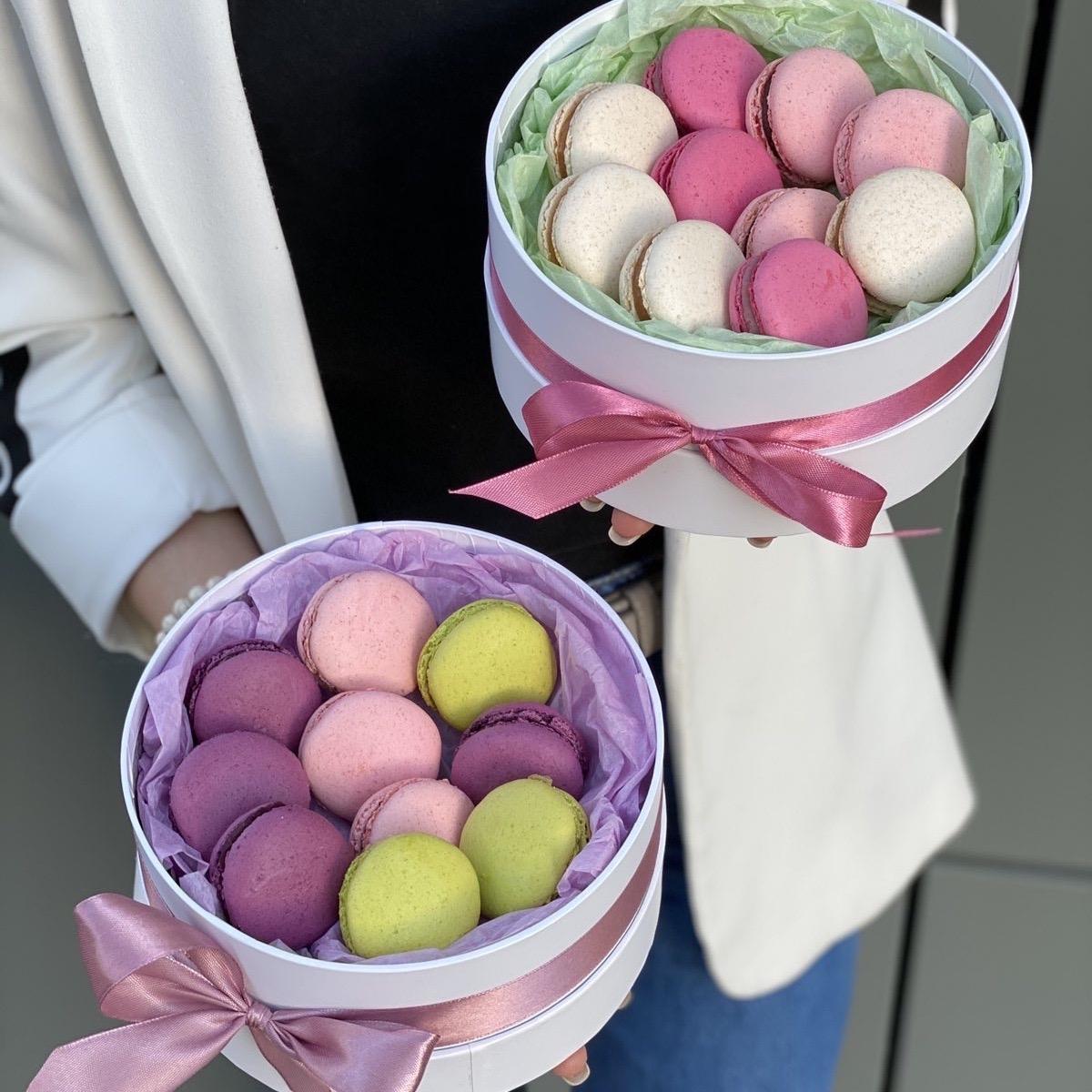 Подарочный набор Macarons 10 шт