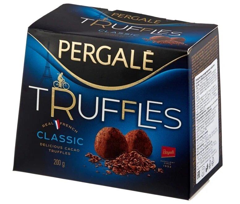 Трюфели Pergale Classic