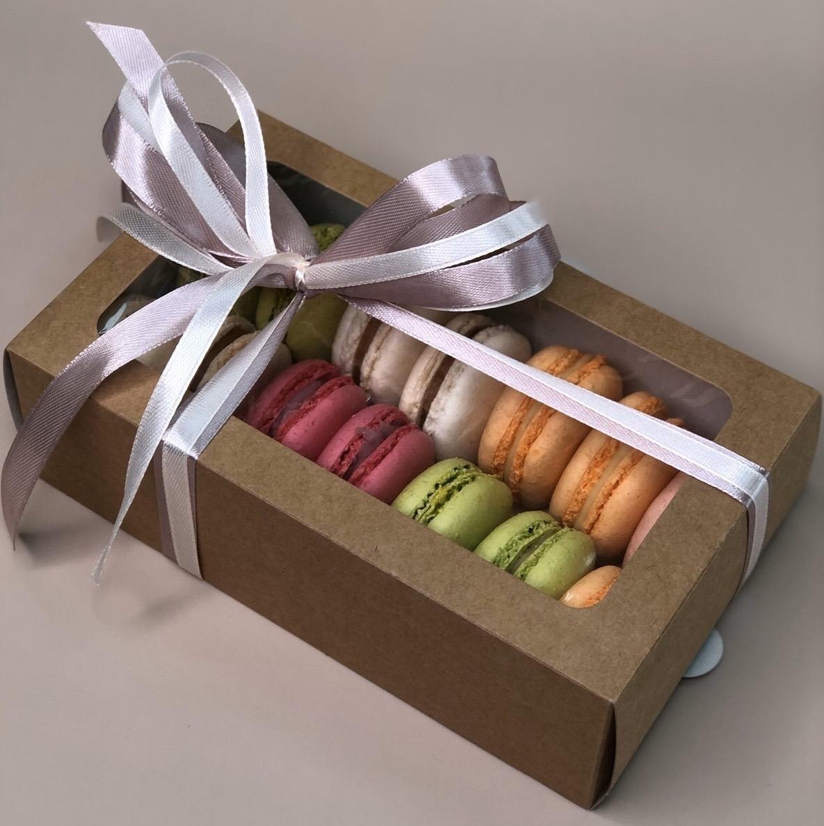 Подарочный набор Macarons 14 шт