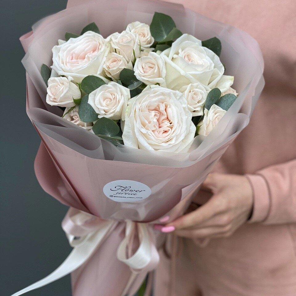 Букет из роз Тьери