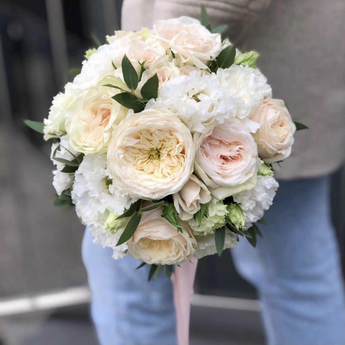 Букет невесты № 50