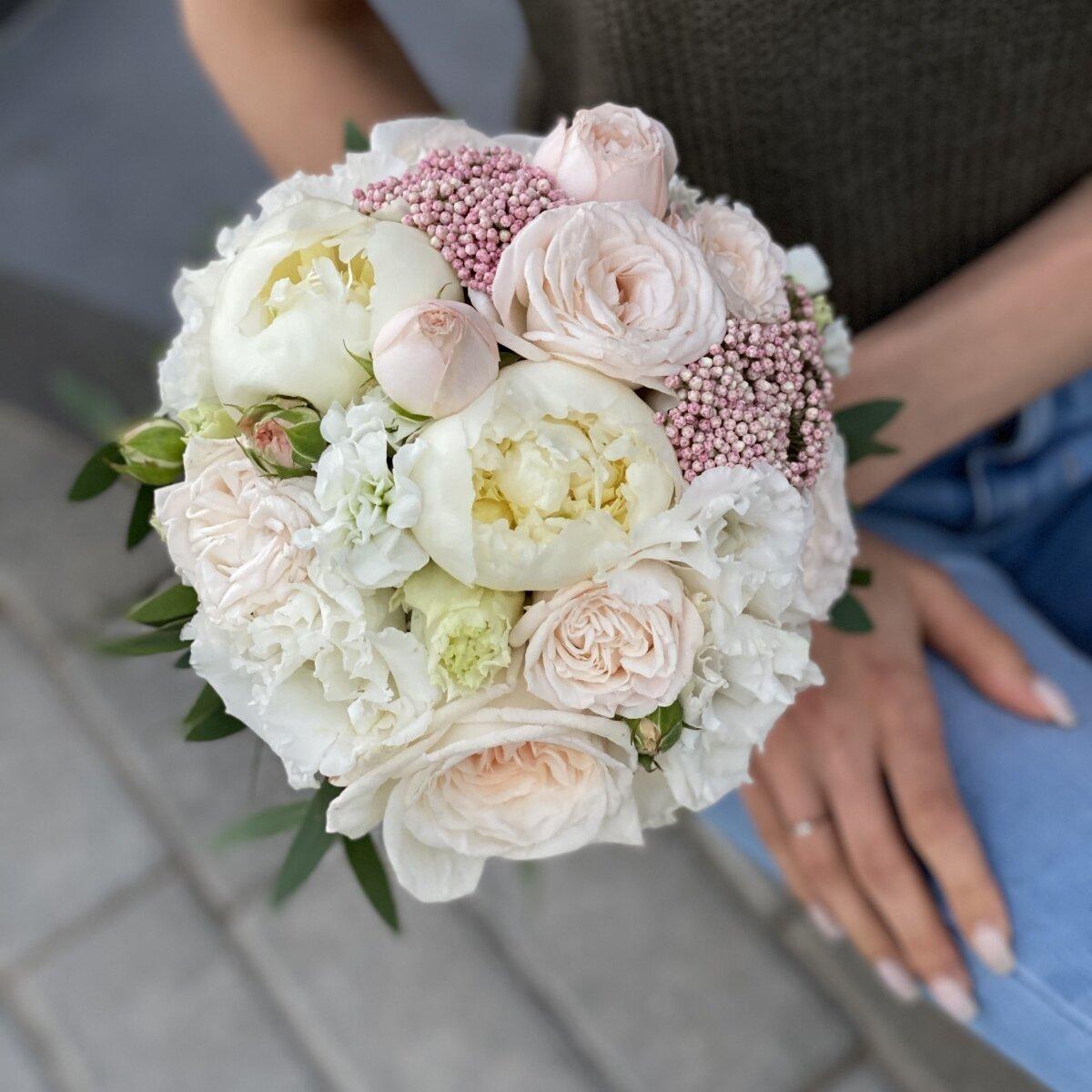 Букет невесты № 12