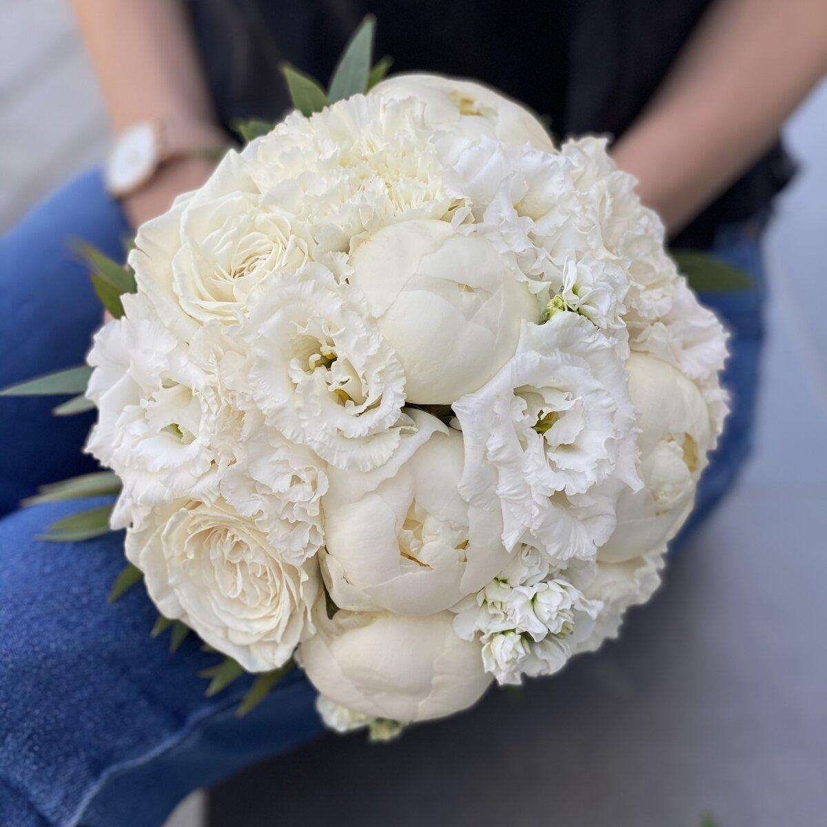 Букет невесты № 38