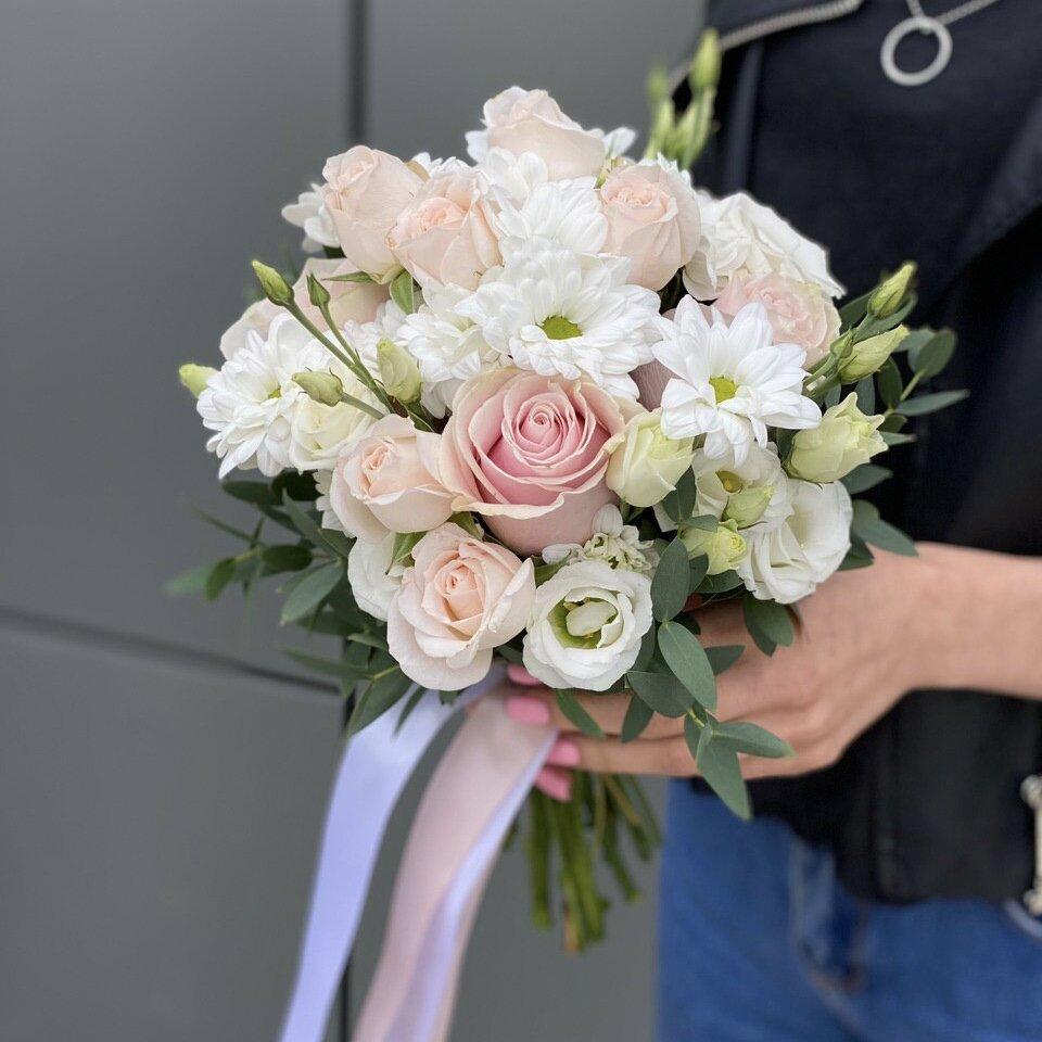 Букет невесты № 9
