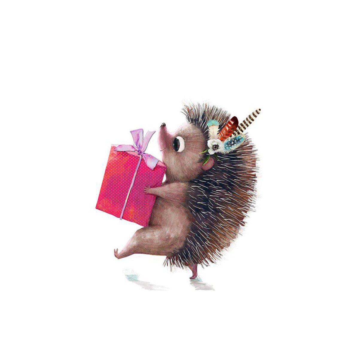 Открытка Маленькие подарочки
