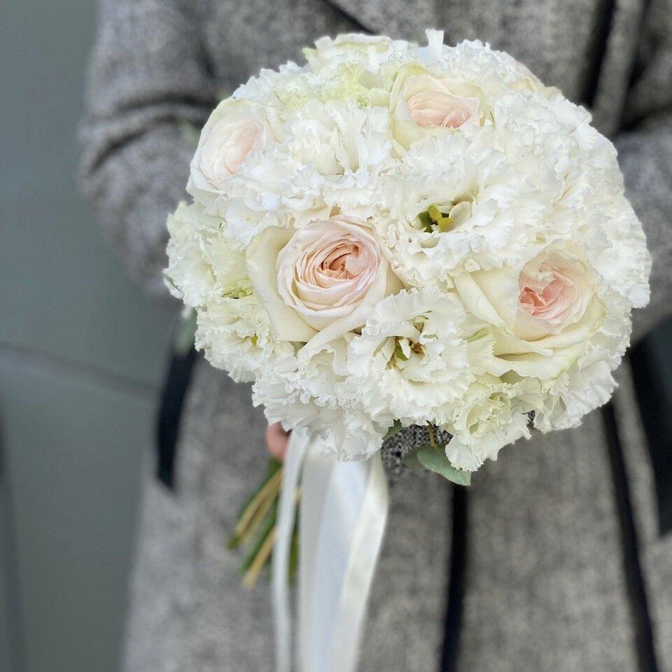 Букет невесты № 17