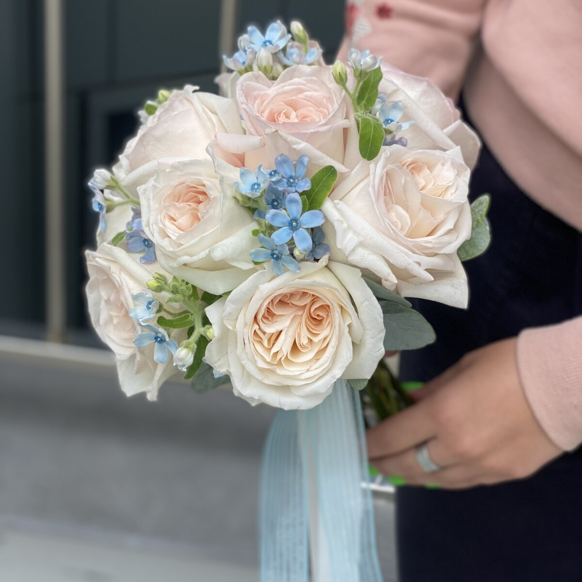 Букет невесты № 59